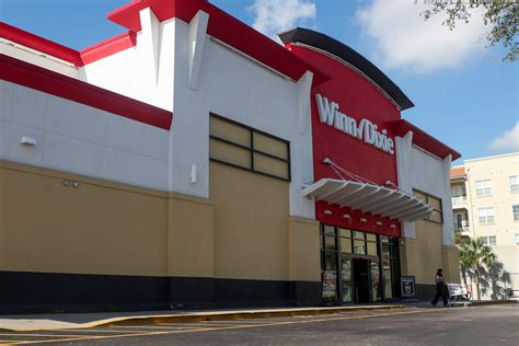 In bankruptcy, Winn-Dixie will close six Tampa Bay stores.
