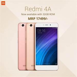 Xiaomi Redmi 4a 32gb Rom Price In Nepal  Specs And More