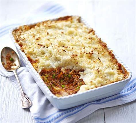 Cottage Pie Gravy by Beef Lentil Cottage Pie With Cauliflower Potato