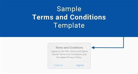 terms  conditions  template beb consultancy