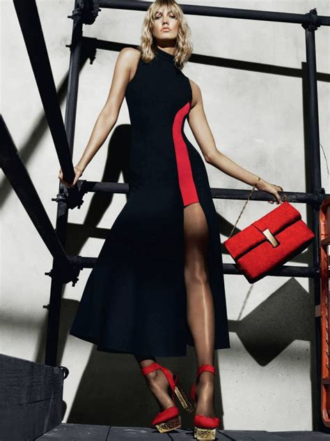 Awesome Versace Fall Winter Karlie Kloss Lexi