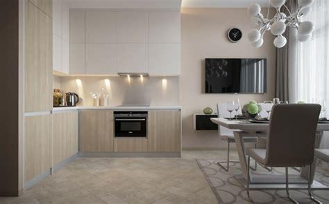 cuisine appartement déco appartement petit espace idées design et modernes