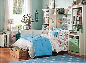 Decor Blue Bedroom Decorating Ideas For Teenage Girls ...