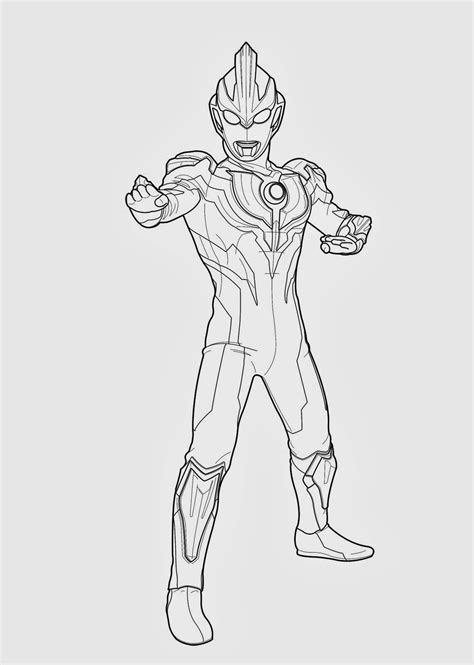 Coloring Ultraman Pictures by Ultraman Coloring Book Pages Work Coloring Book Pages