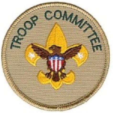 Cub Scout Committee Chairman Responsibilities by Troop Committee Boy Scout Troop 75 Stratford