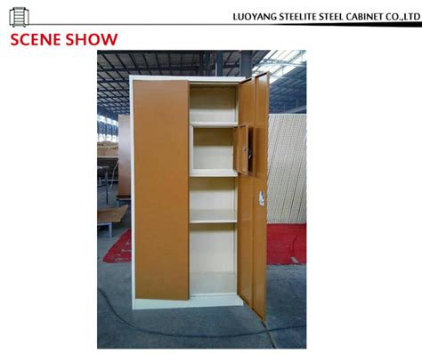 Wardrobe Low Price by High Quality Wholesale 2 Door Wardrobe Wooden Showcase