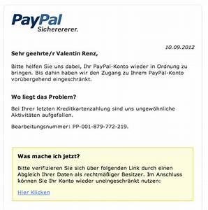 Paypal Falsche Email : blog apfelbuero ~ Buech-reservation.com Haus und Dekorationen