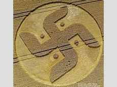 Crop Circle at Cooks Plantation, Nr Beckhampton, Wiltshire