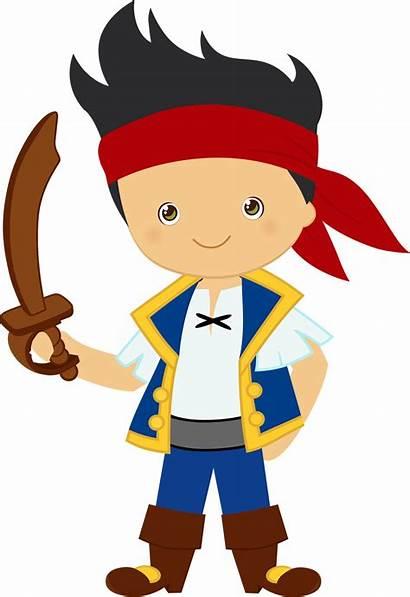 Jake Clipart Neverland Pirate Pirates Clip Minus