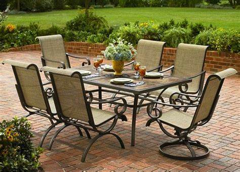 patio set kmart review of k mart and its patio outdoor furniture handy