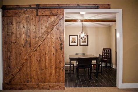 Large Barn Doors by Large Barn Door Farragut Residence Eclectic