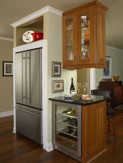 stand  refrigerator ideas pictures remodel  decor