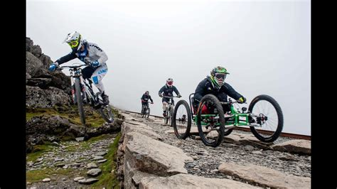 Snowdon Downhill 4 Wheel Bike