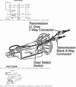59-70    Auto Trans Diagnosis - Aw4    1984