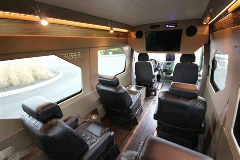 custom penny edition executive sprinter van