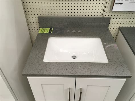 padova grey quartz vanity top builders surplus