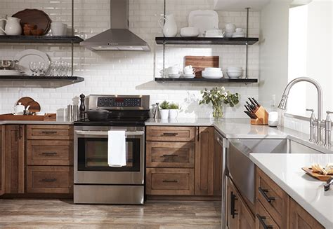 10 Amazing Kitchen Open Shelving Ideas by Top Kitchen Design Trends 2018 Simplemost