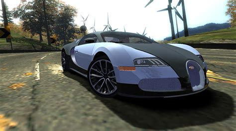 Need For Speed Most Wanted Bugatti Veyron Eb16.4