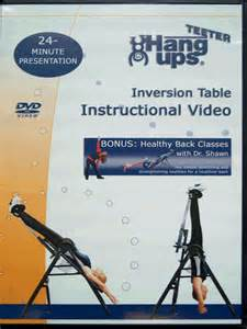 teeter hang ups inversion table site map