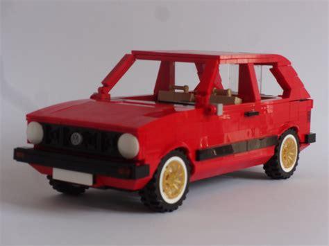 Lego Vw Golf 1  Lego Autohof  Lego, Lego Lkw Und Lkw
