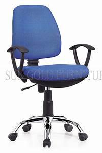 Moderne Chaise De Bureau De Maille Avec Bras SZ OCA2019