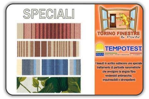 Offerte Tende Da Sole Tempotest Tessuti Speciali Tempotest In Acrilico Tende Da Sole Torino