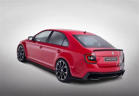 Skoda Rapid Sport Concept 2013 - Car Wallpapers - XciteFun.net