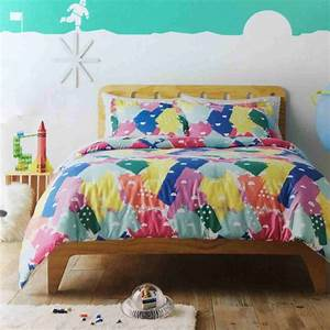 Pillowfort, Bright, Colored, Abstract, Twin, Comforter, U0026, Sham