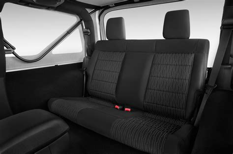 jeep interior seats 2014 jeep wrangler rear seats interior photo automotive com