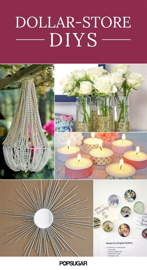 dollar store diy projects    dollar stores