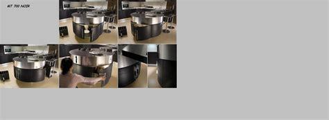 cuisine ronde cuisine ronde 14 photo de cuisine moderne design