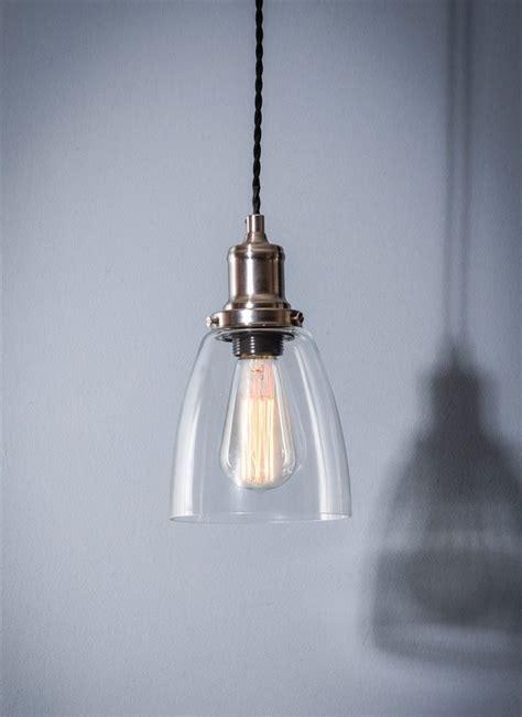 Glass Pendant Lighting by Best 25 Glass Pendant Light Ideas On Kitchen