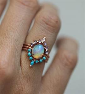 Unique engagement ring set wwwpixsharkcom images for Wedding ring unique