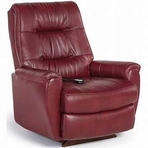 Best Home Furnishings Petite Recliners Felicia Power Lift
