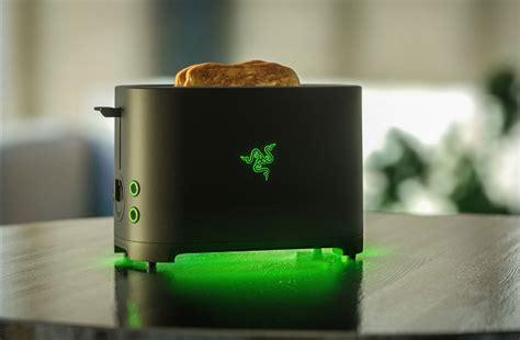 razer  developing  rgb infused toaster