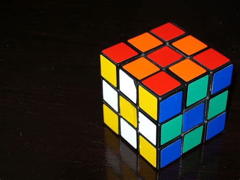 Free Rubik's Cube 2 Stock Photo