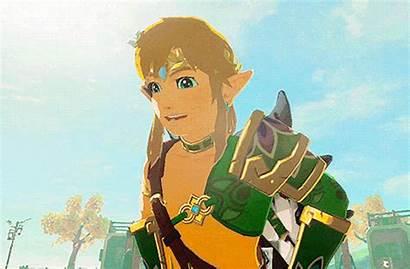 Gerudo Breath Wild Zelda Link Armor Legend