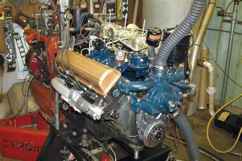 Cadillac Engine by Building A Torquey 1958 Cadillac El Dorado Carb V 8