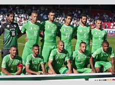 Équipe d'Algérie de football Wikiwand
