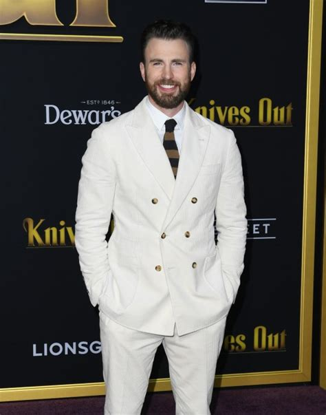 Chris Evans' brother Scott reacts after actor's nude photo ...