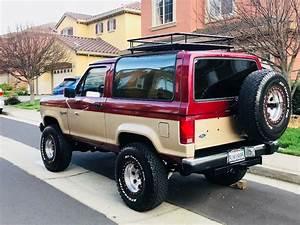 1988 Ford Bronco Ii V8 4 U00d74  U2013 Bronco Ii Corral