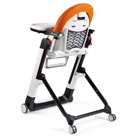 chaise haute siesta mela de peg p 233 rego chaises hautes r 233 glables aubert