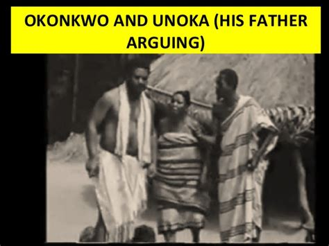 Okonkwo Kills Himself Quotes