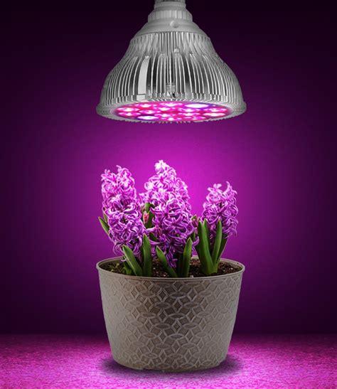 plant grow light l led grow light par38 10 red 2 blue indoor plant flowers