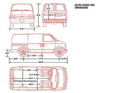 Astro Van Dimensions