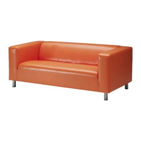 orange leather sofa bed home furnishings kitchens appliances sofas beds