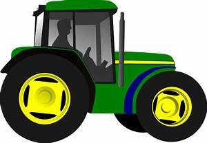 Tractor Clip Art at Clker com - vector clip art online