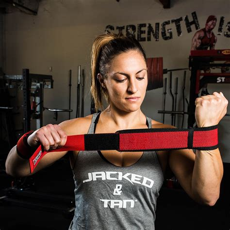 Sling Shot Stretchy Wrist Wraps By Mark Bell