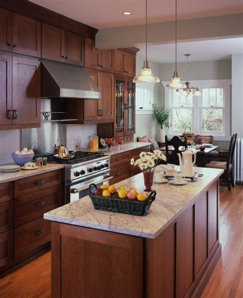 lights the kitchen cabinets mission traditional kitchen seattle by 9030