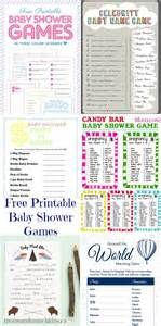 baby mad libs free printable baby shower munchkins